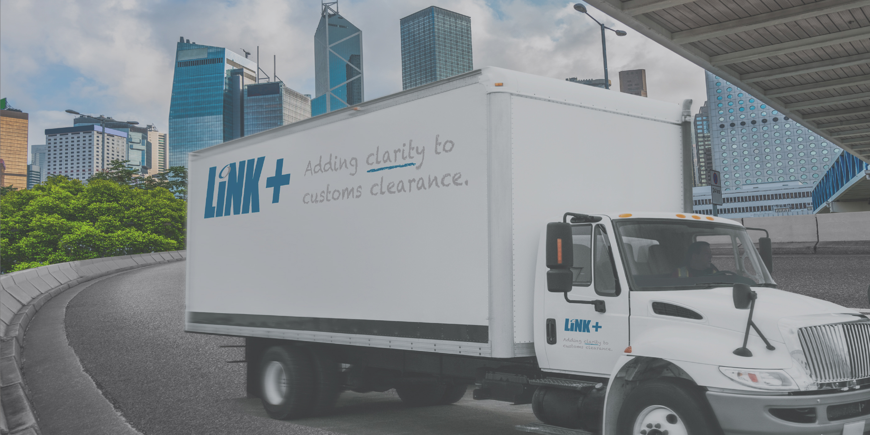 Link Xpress XTL courier Image